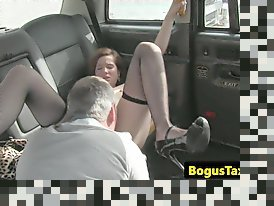 taxi squirting